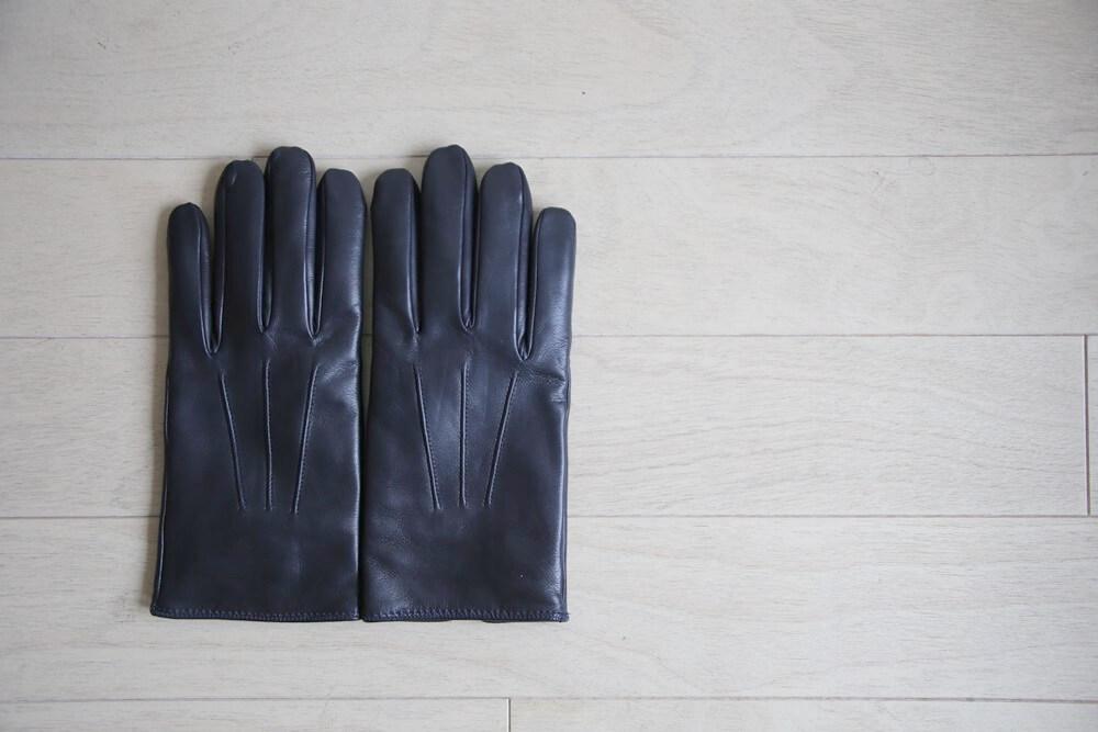 メローラのレザー手袋 MEROLA_gloves (1)
