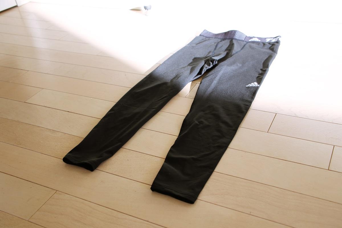 AJ455-D82122 アディダス テックフィット ロングタイツ addidas_techfit_pants (1)