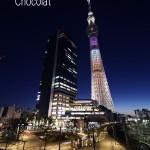 東京スカイツリー『 ラブリーショコラ 』