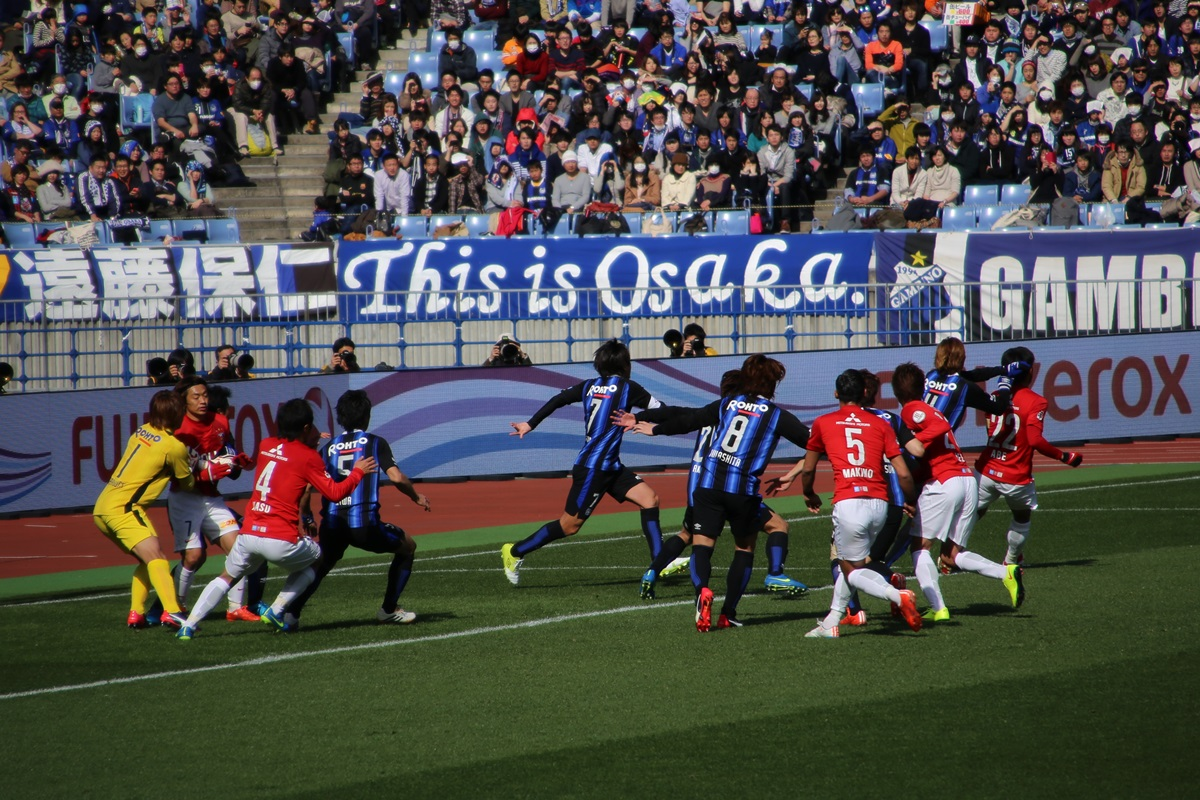 FUJI XEROX SUPER CUP 2015 GAMBA OSAKA vs URAWA REDS (10)