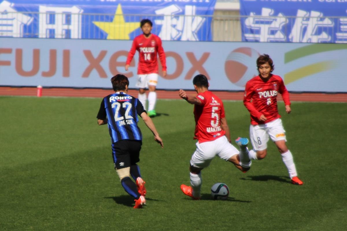 FUJI XEROX SUPER CUP 2015 GAMBA OSAKA vs URAWA REDS (12)