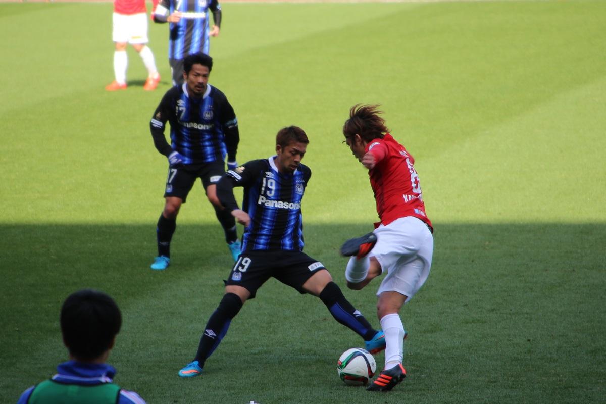 FUJI XEROX SUPER CUP 2015 GAMBA OSAKA vs URAWA REDS (16)