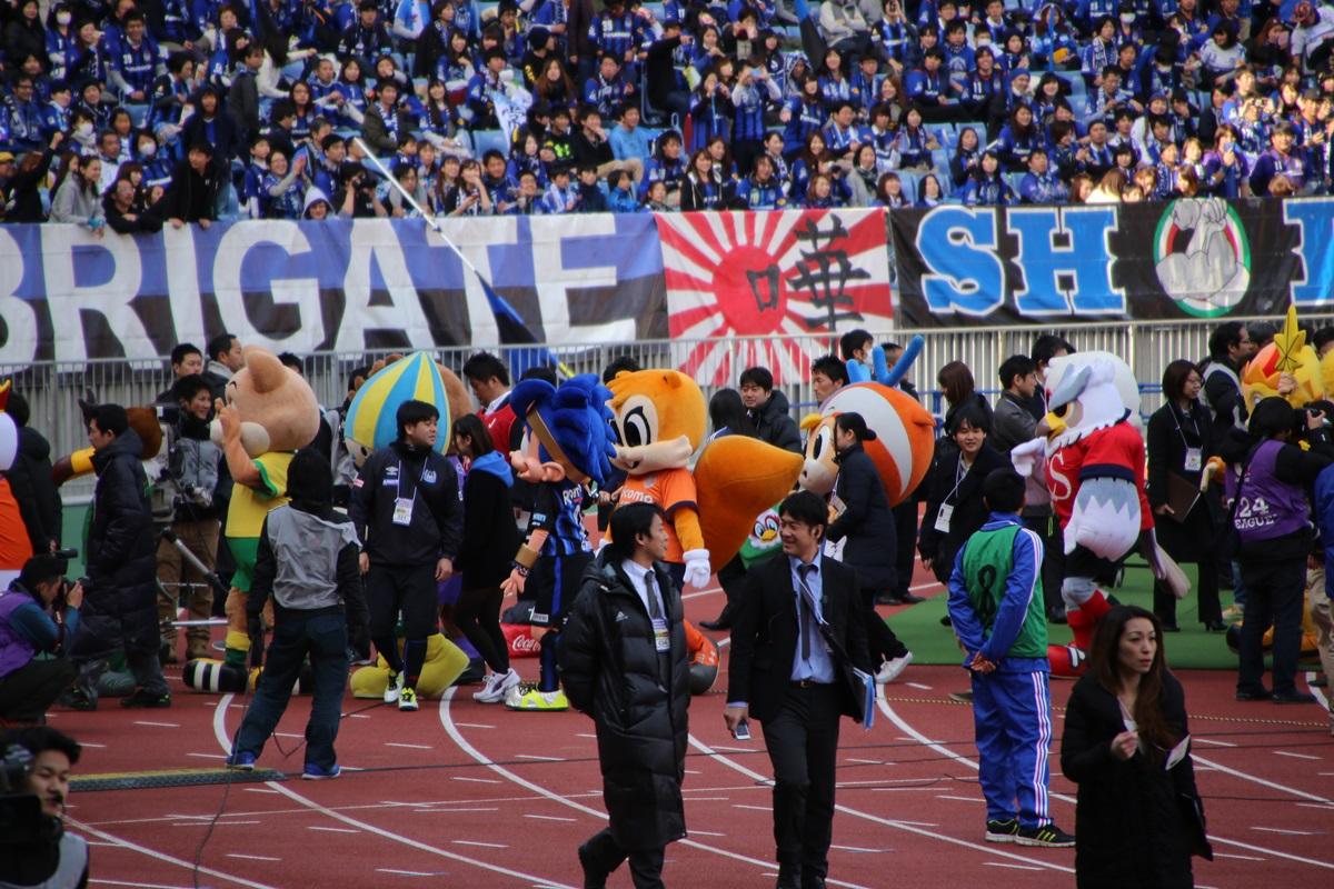 FUJI XEROX SUPER CUP 2015 GAMBA OSAKA vs URAWA REDS (17)
