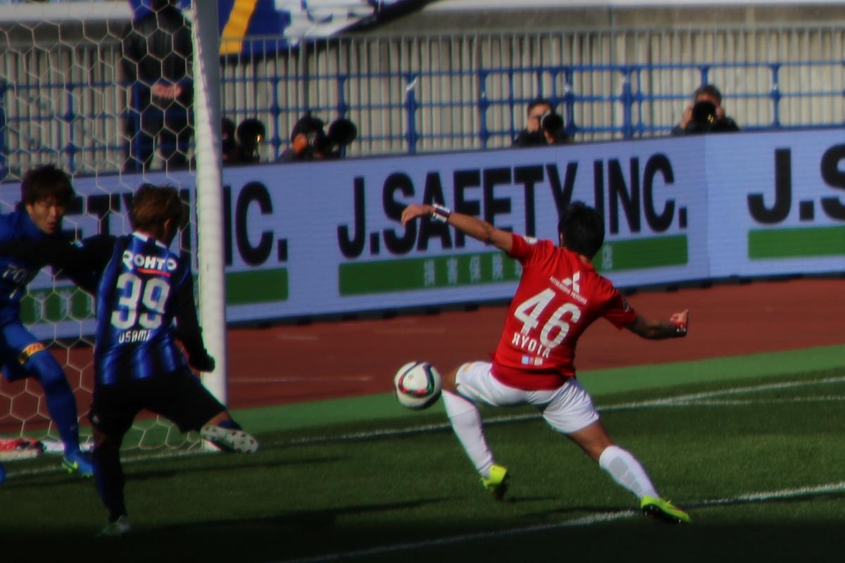 FUJI XEROX SUPER CUP 2015 GAMBA OSAKA vs URAWA REDS (21)