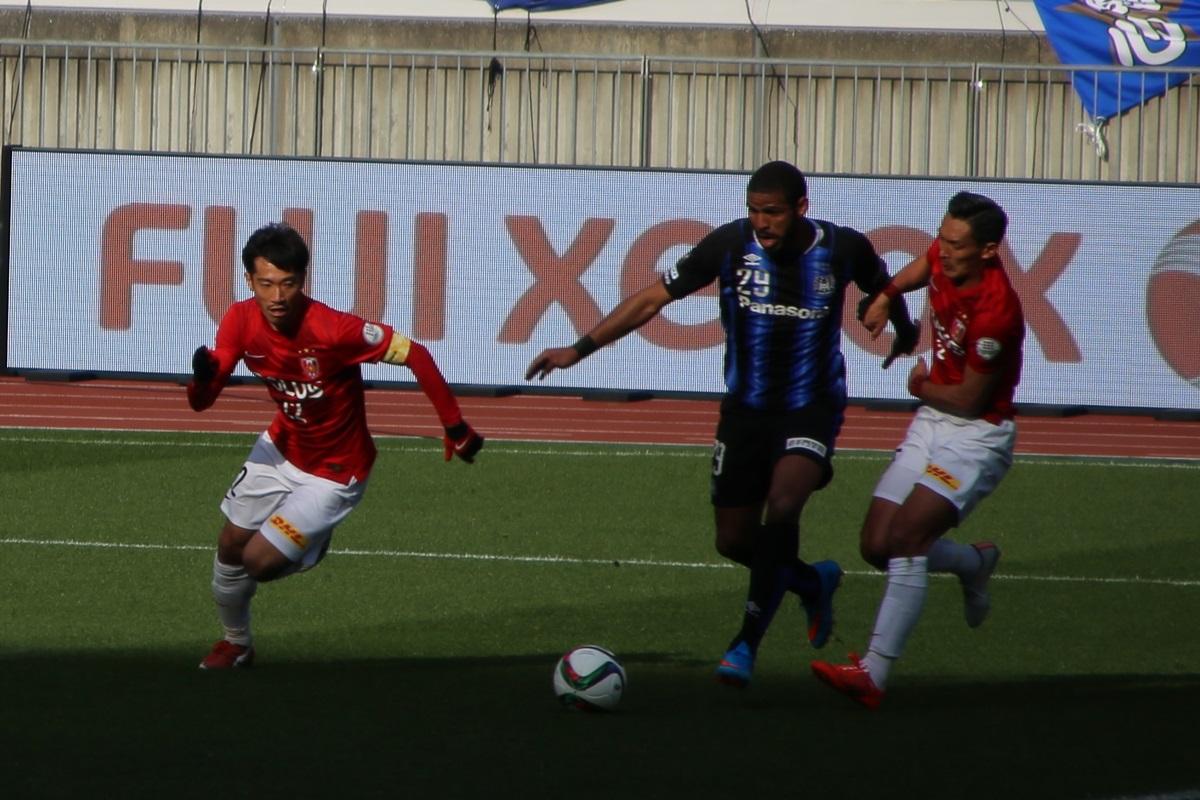 FUJI XEROX SUPER CUP 2015 GAMBA OSAKA vs URAWA REDS (28)