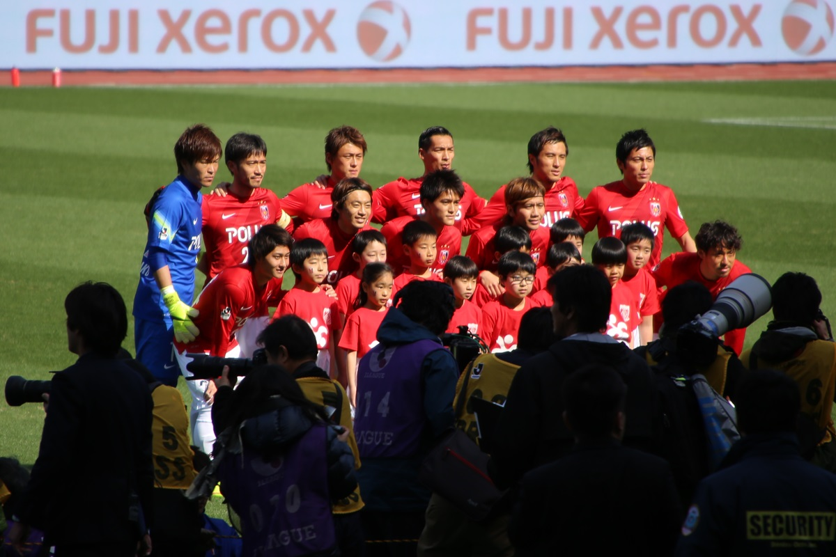 FUJI XEROX SUPER CUP 2015 GAMBA OSAKA vs URAWA REDS (3)