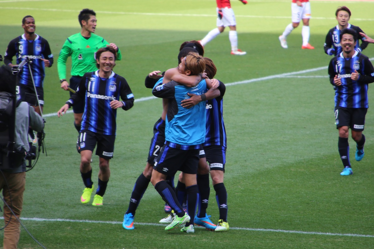 FUJI XEROX SUPER CUP 2015 GAMBA OSAKA vs URAWA REDS (32)