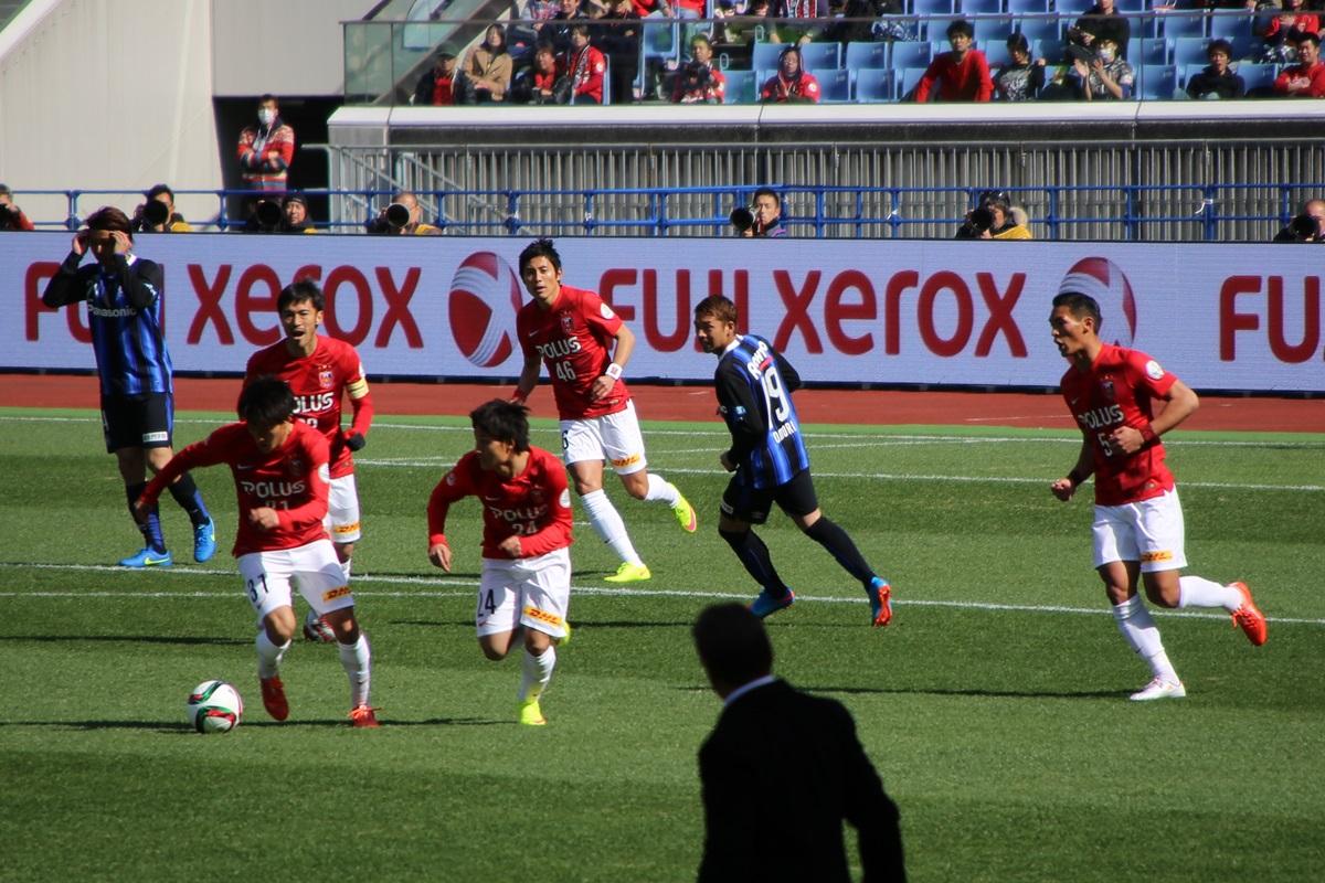 FUJI XEROX SUPER CUP 2015 GAMBA OSAKA vs URAWA REDS (5)