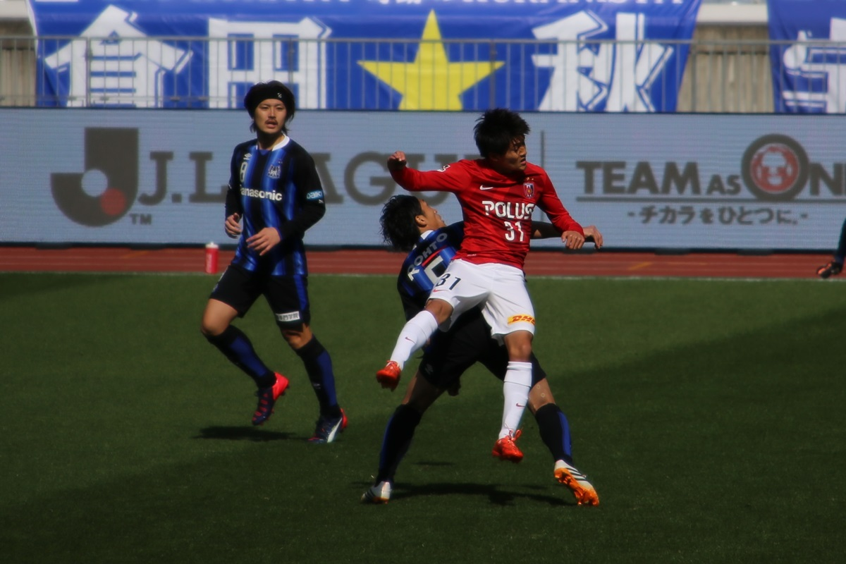 FUJI XEROX SUPER CUP 2015 GAMBA OSAKA vs URAWA REDS (6)