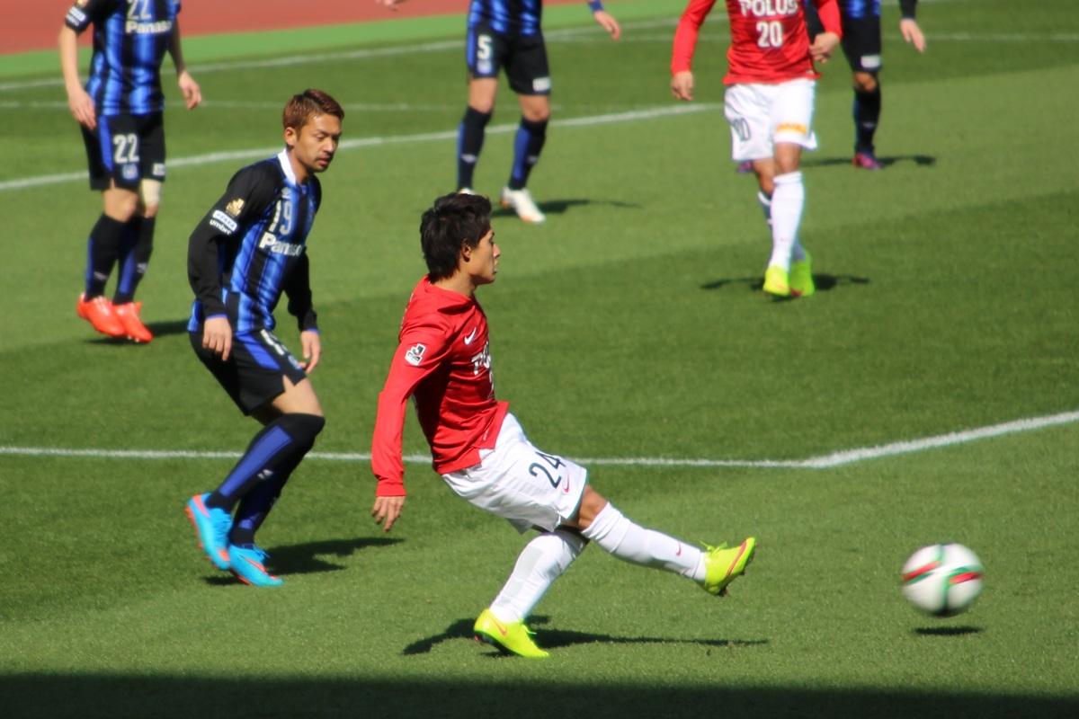 FUJI XEROX SUPER CUP 2015 GAMBA OSAKA vs URAWA REDS (7)