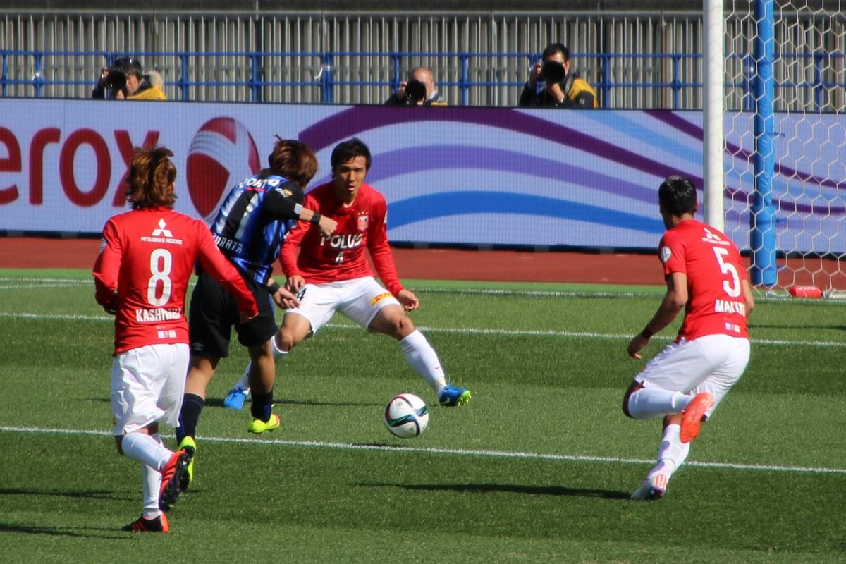 FUJI XEROX SUPER CUP 2015 GAMBA OSAKA vs URAWA REDS (9)
