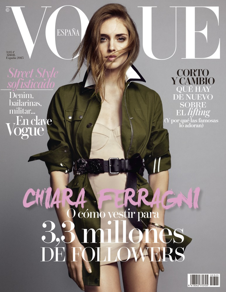 Vogue Magazine Covers 2015