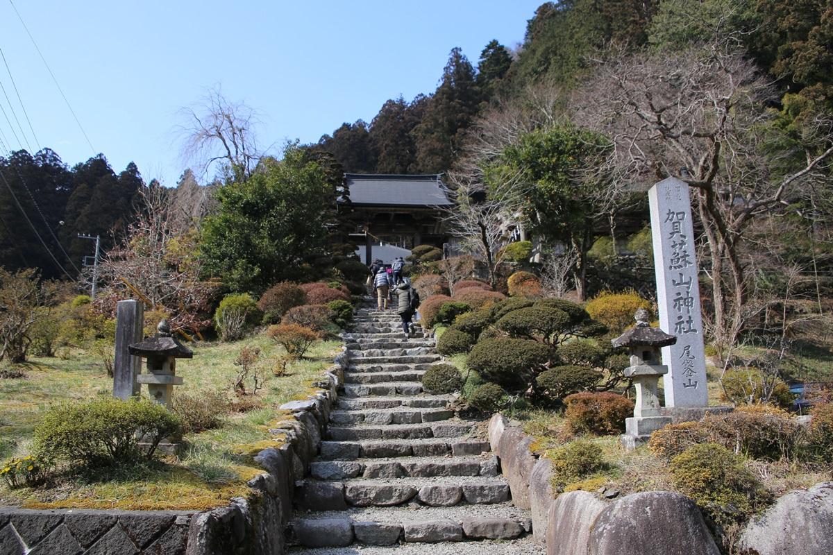 尾鑿山(おざくさん) 賀蘇山神社 (がそやまじんじゃ) 黒ダルマ gasoyamajinjya (2)