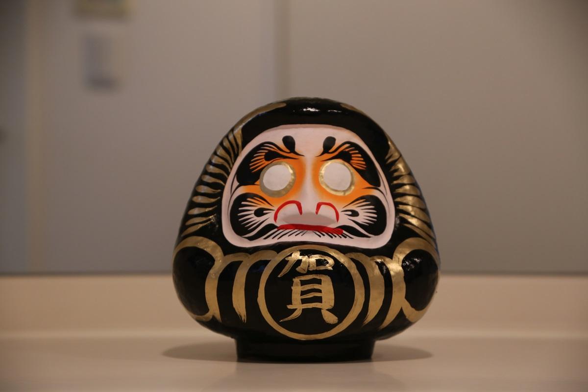 尾鑿山(おざくさん) 賀蘇山神社 (がそやまじんじゃ) 黒だるま gasoyamajinjya (7)