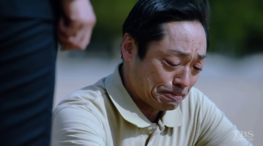 日曜劇場「流星ワゴン」泣かせるシーン