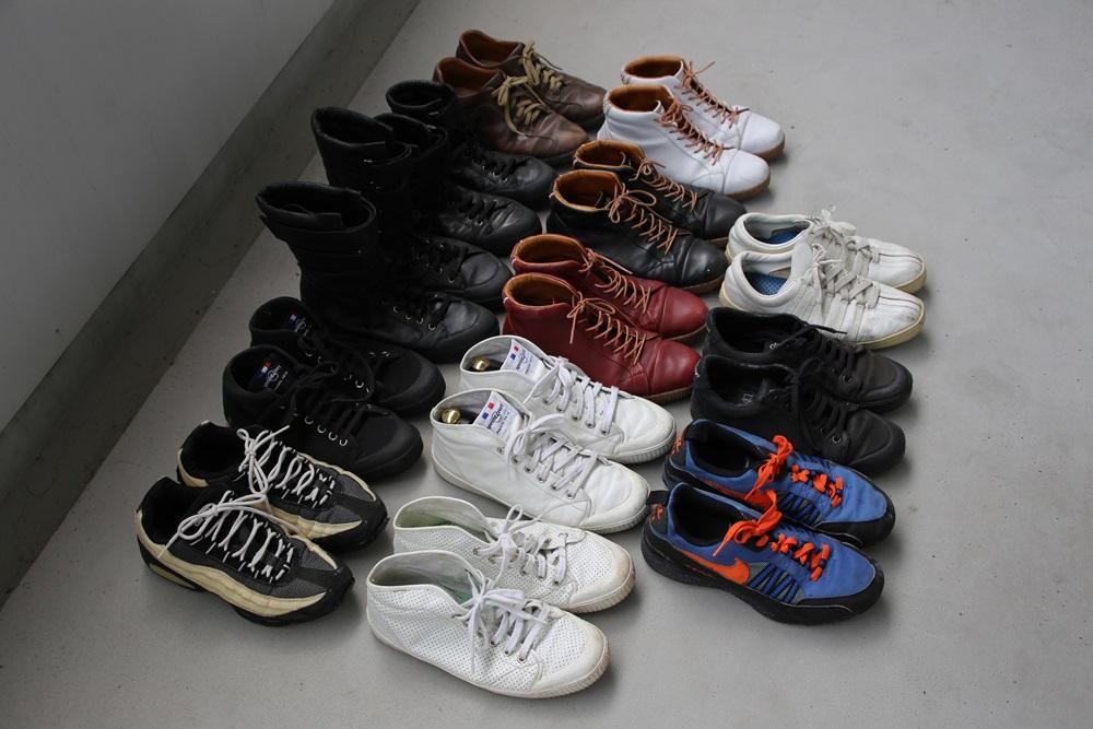 13足のスニーカー sneaker (3)