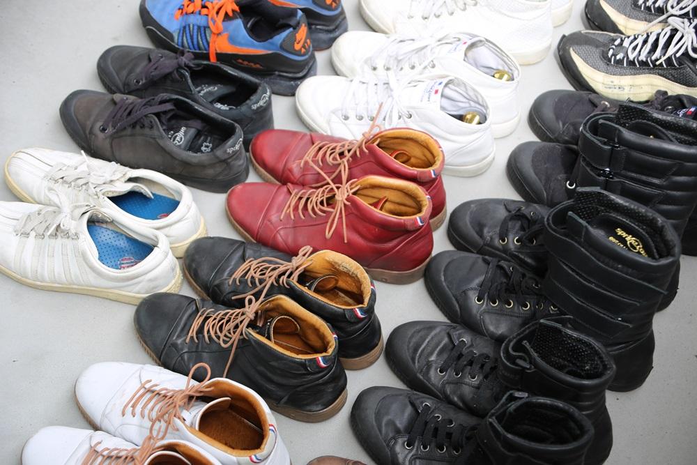 13足のスニーカー sneaker (5)