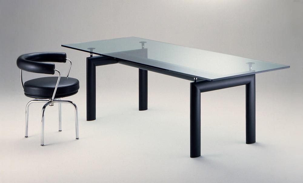 ル・コルビジェ ダイニングテーブル Le Corbusier_LC6