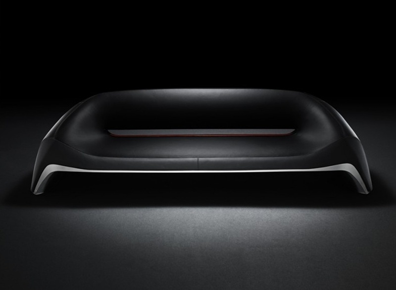 マツダ 鼓動 ソファ Mazda Kodo designed Sofa (2)
