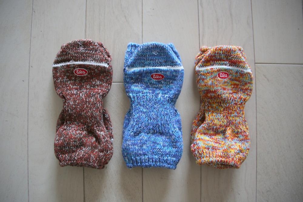 ウエス ショートソックス 靴下 UES short socks (1)