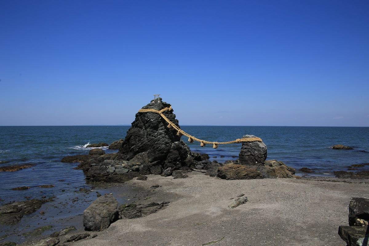 二見浦 夫婦岩 futamigaura_meotoiwa (2)