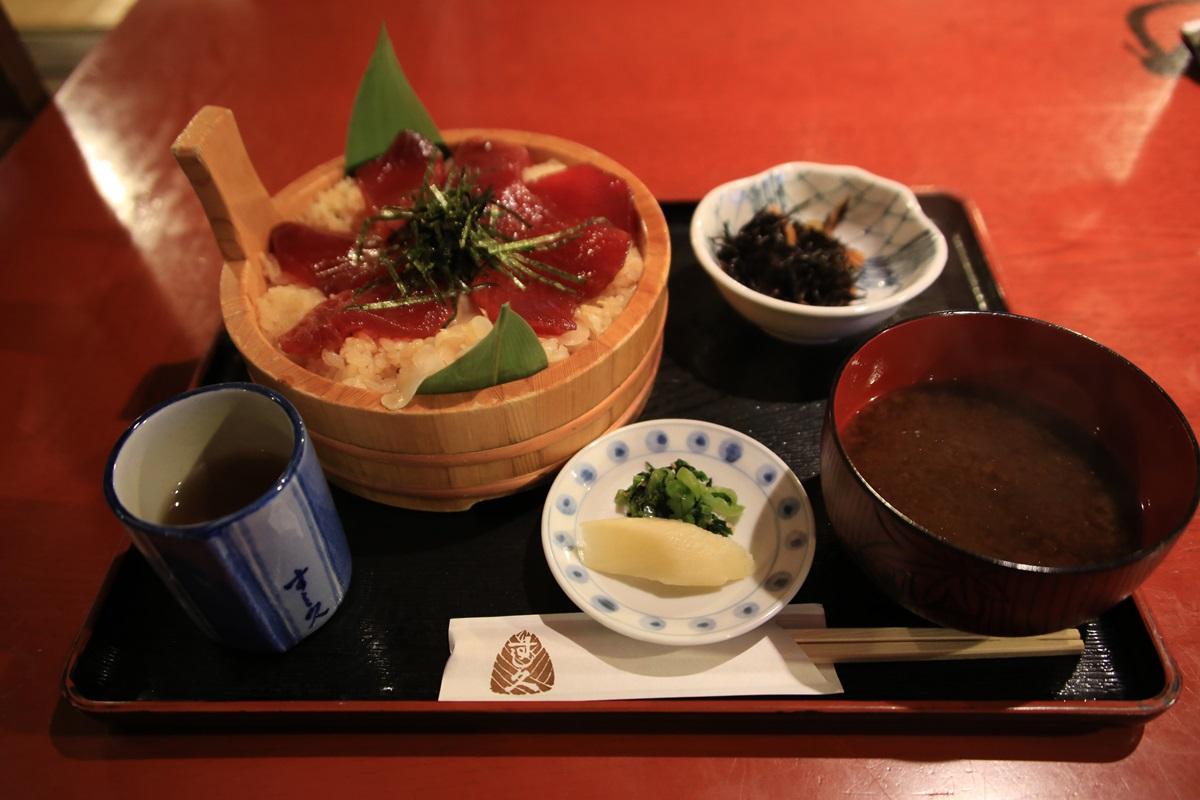 おはらい町 伊勢 すし久 てこね寿司 sushikyu_tekonezushi (3)