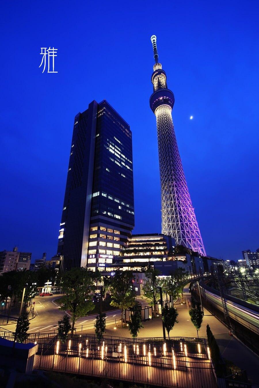 東京スカイツリー 雅 tokyo_skytree (1)