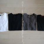 100年着れるかもなガテン系Tシャツは今も健在なり。