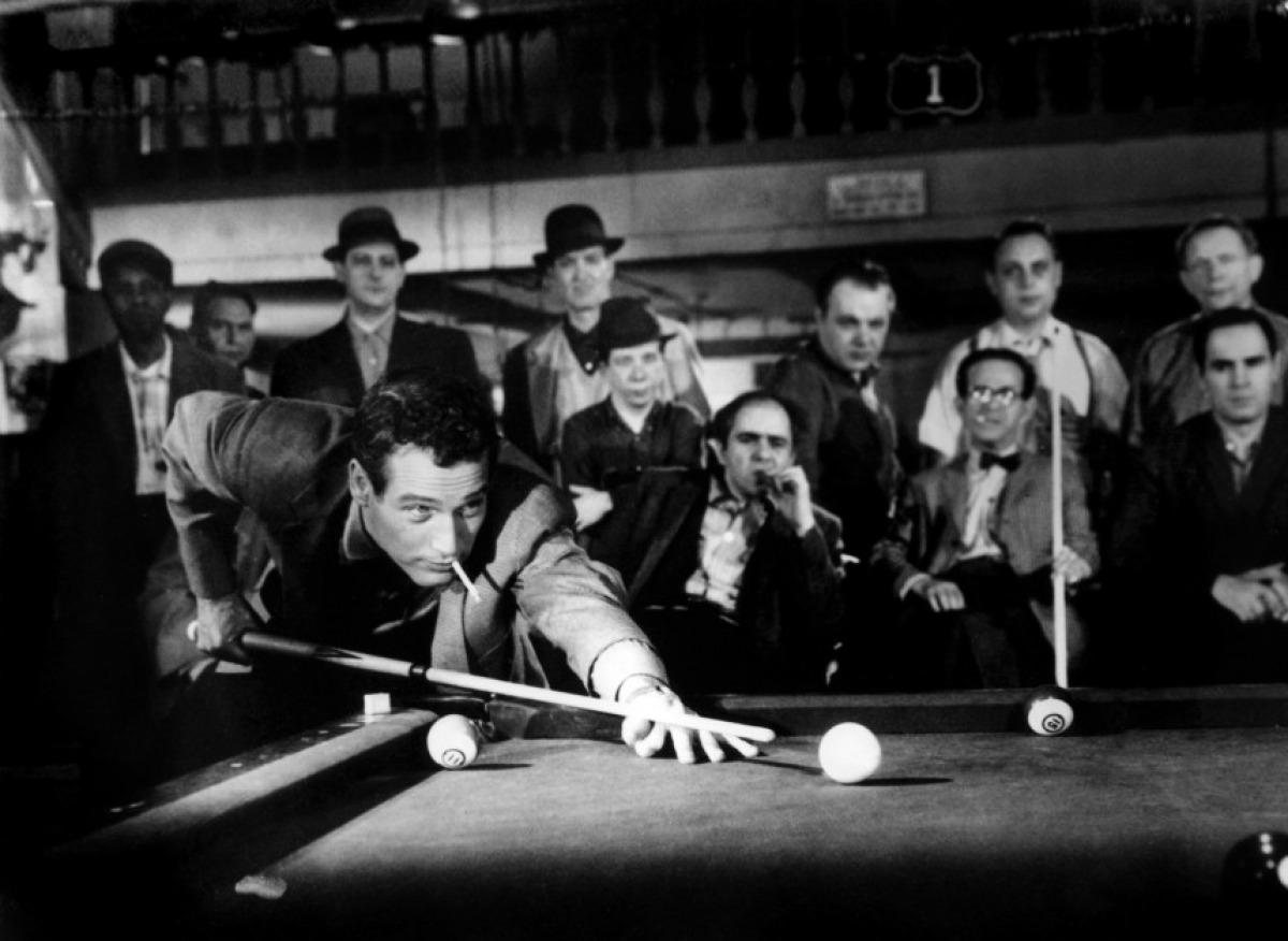 ハスラー ポール・ニューマン The Hustler_Paul Newman
