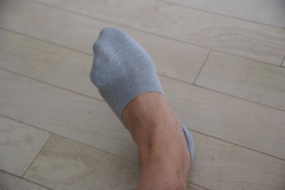 ユニクロ ベリーショート靴下 uniqlo_veryshort_socks (1)