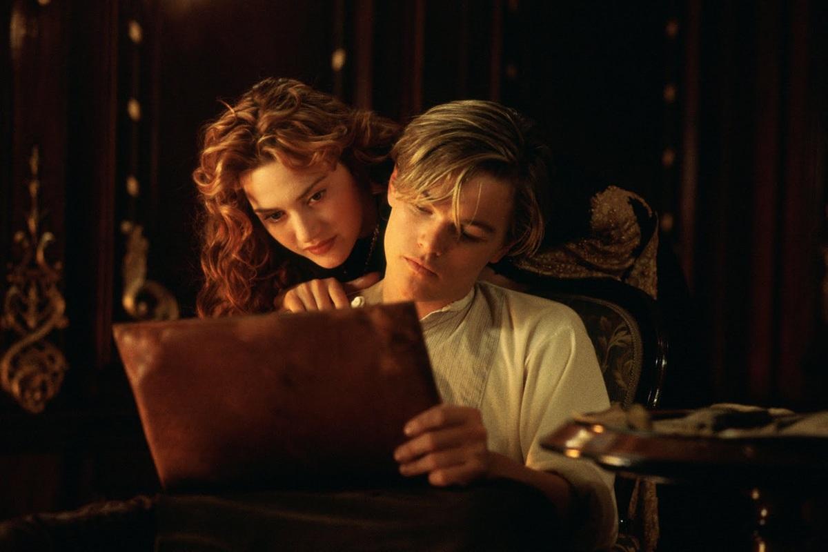 タイタニック(1997年)kate-winslet-leonardo-di-caprio-titanic