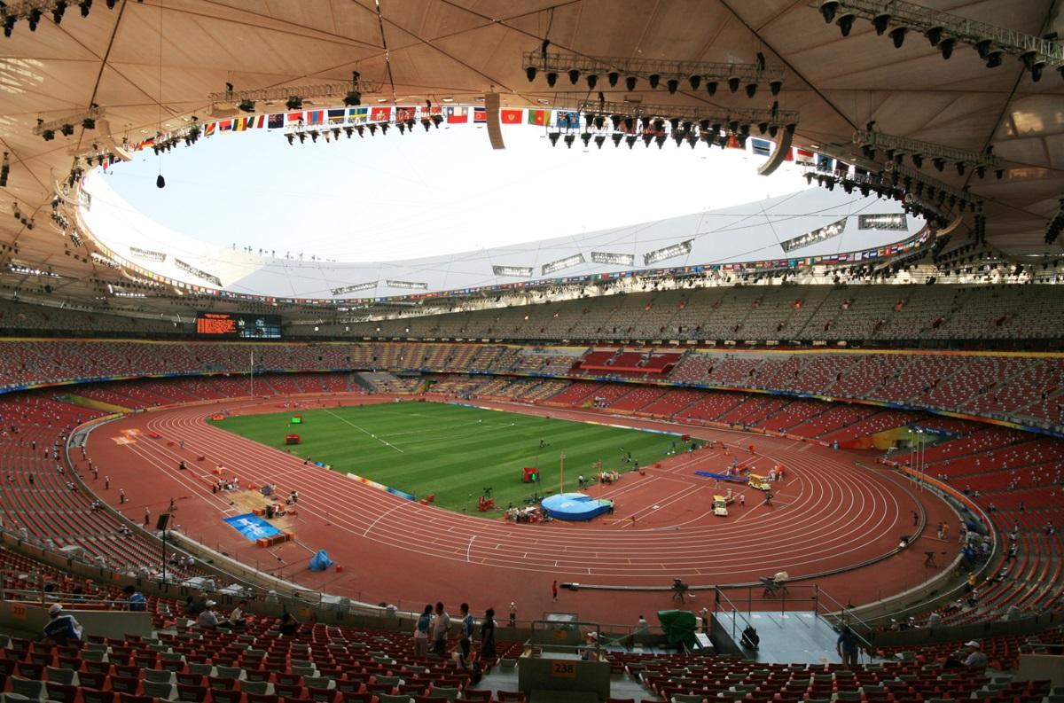 北京国家体育場 Beijing_National_Stadium_Interior