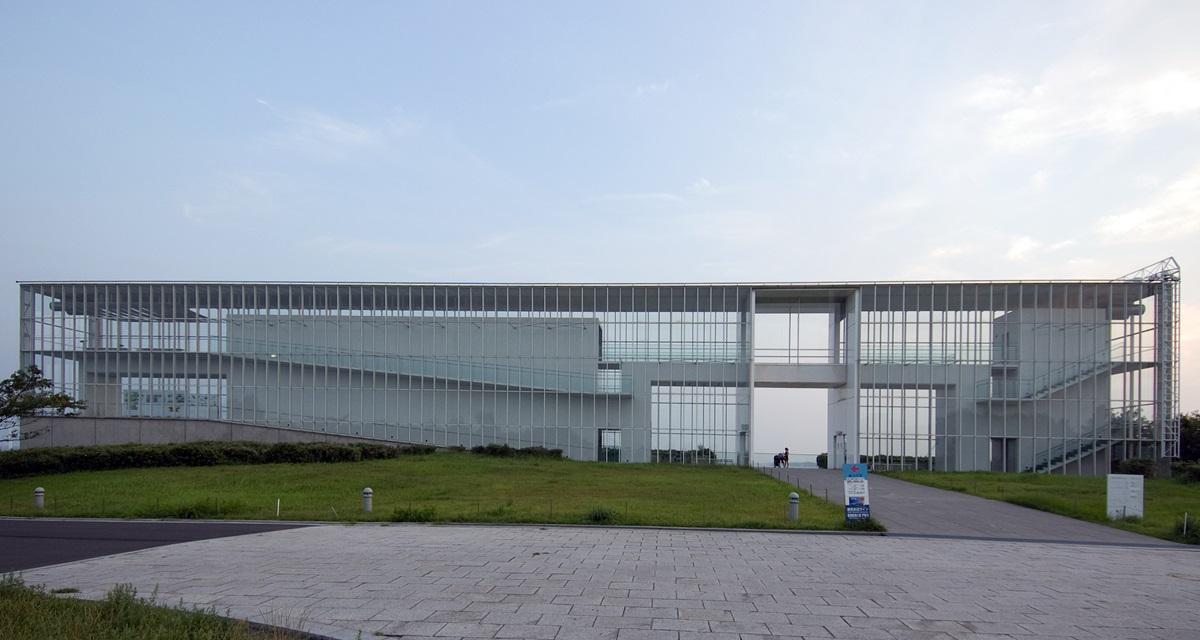 葛西臨海公園展望広場レストハウス Kasai-Rinkai-Park_View_Plaza_Rest_House