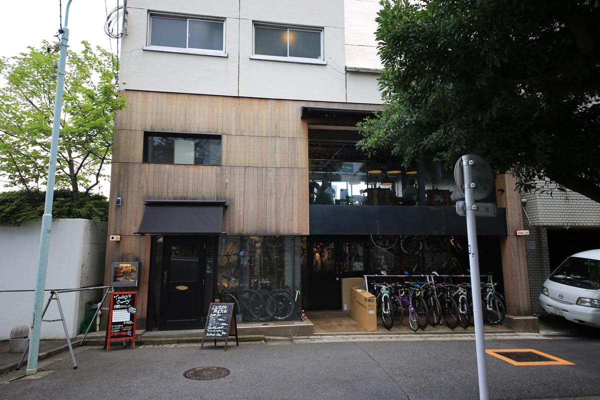 マイル・ポスト・バイク・アンド・カフェの外観 Mile Post Bike and Cafe (13)