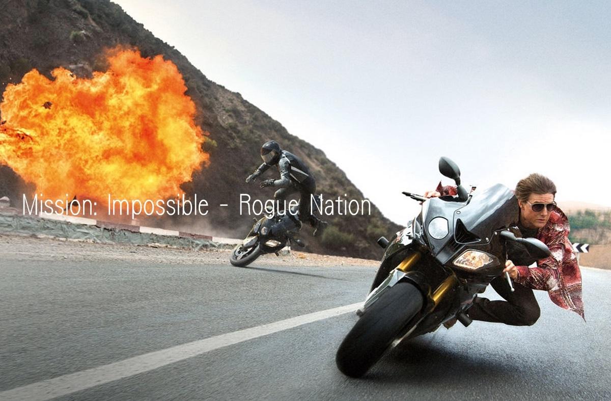 ミッション:インポッシブル/ローグ・ネイション Mission Impossible  Rogue Nation