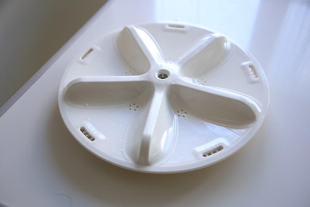 パナソニック三洋 洗濯機 パルセーター SSANYO_ASW-42S6 (2)