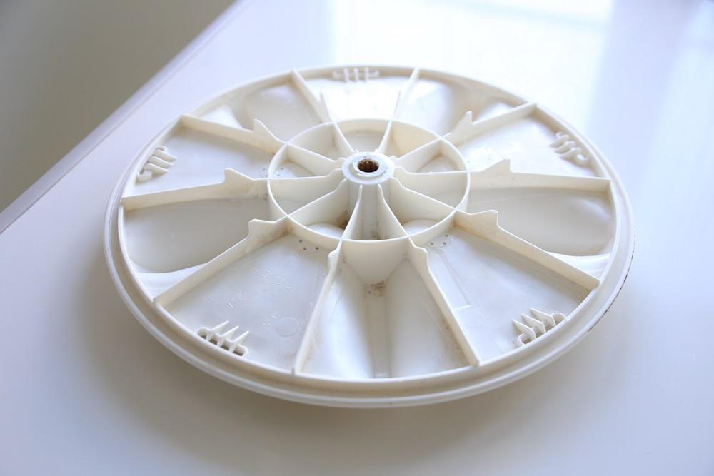 パナソニック三洋 洗濯機 パルセーター SSANYO_ASW-42S6 (3)
