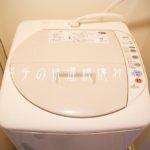 Hの悲劇 第3弾:サンヨーの洗濯機。