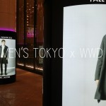 阪急MEN'S TOKYO x WWD Japan。