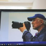 写真家 立木義浩 77歳。