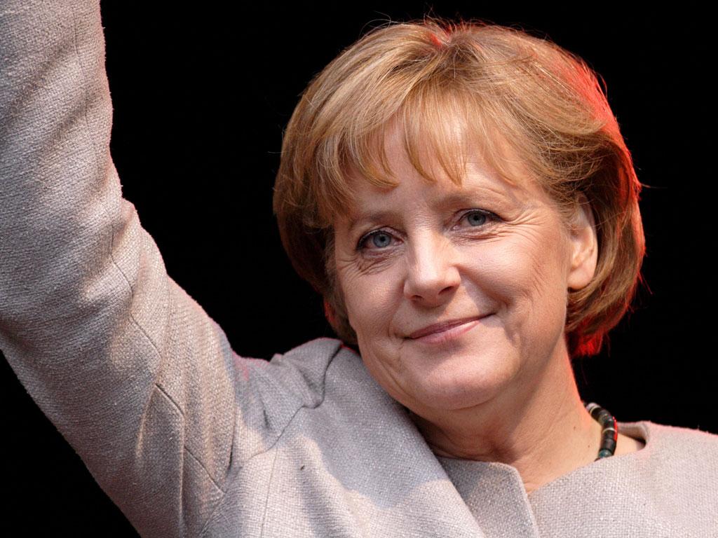 ドイツ メルケル首相 Angela_Dorothea_Merkel