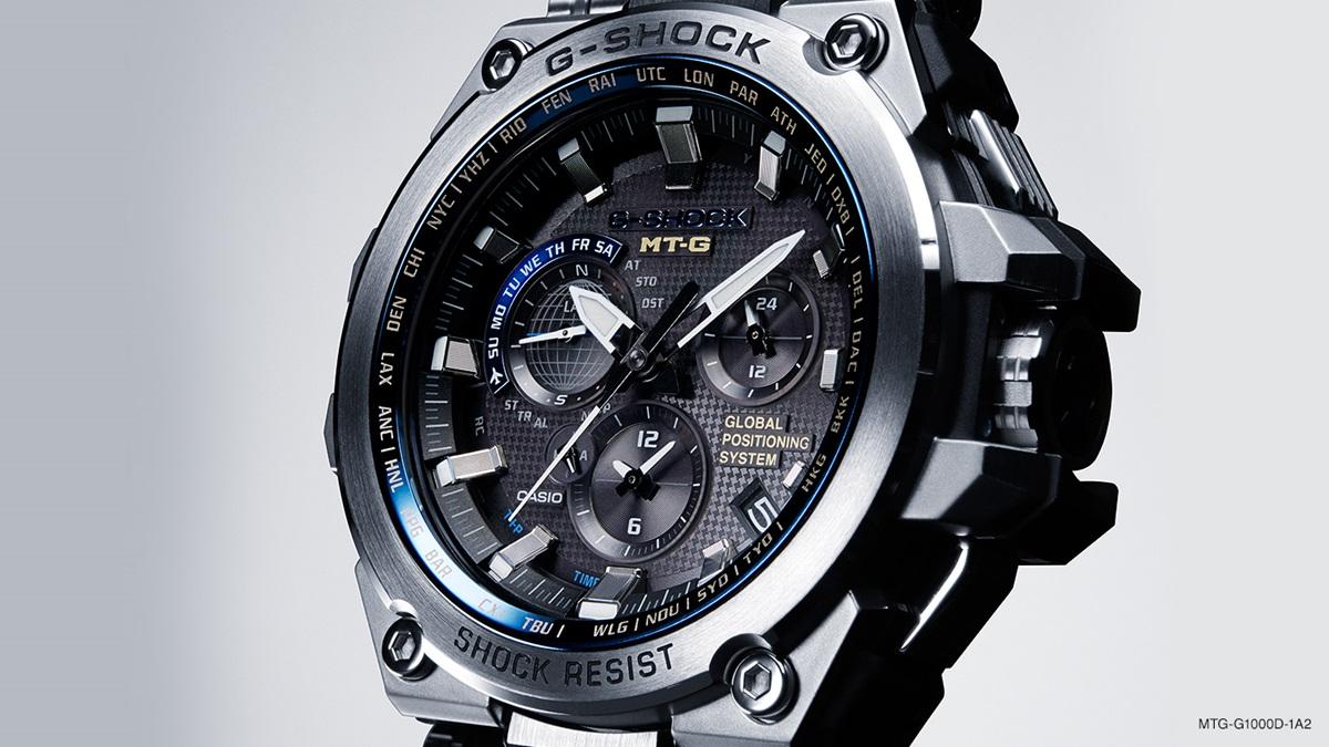 カシオ ジーショック G-shock_MTG-G1000D
