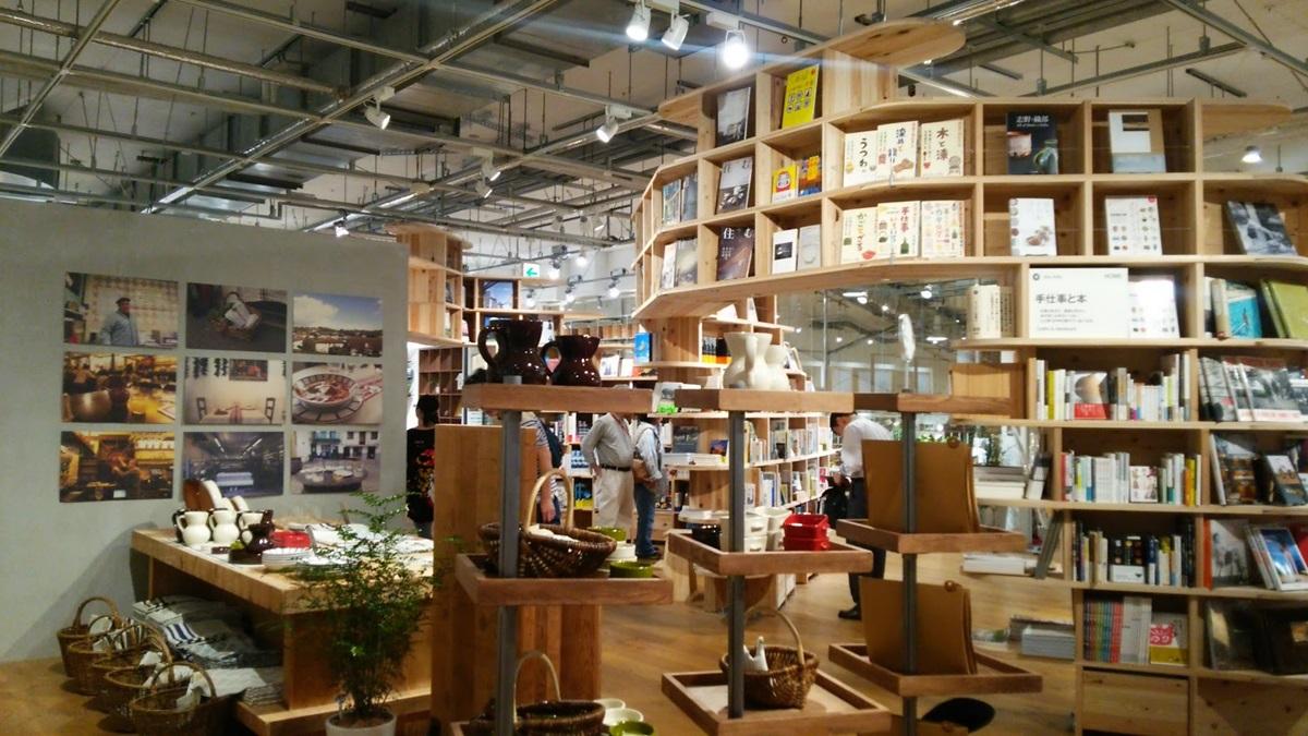無印良品有楽町店 MUJI_BOOKS_Yurakucho (2)