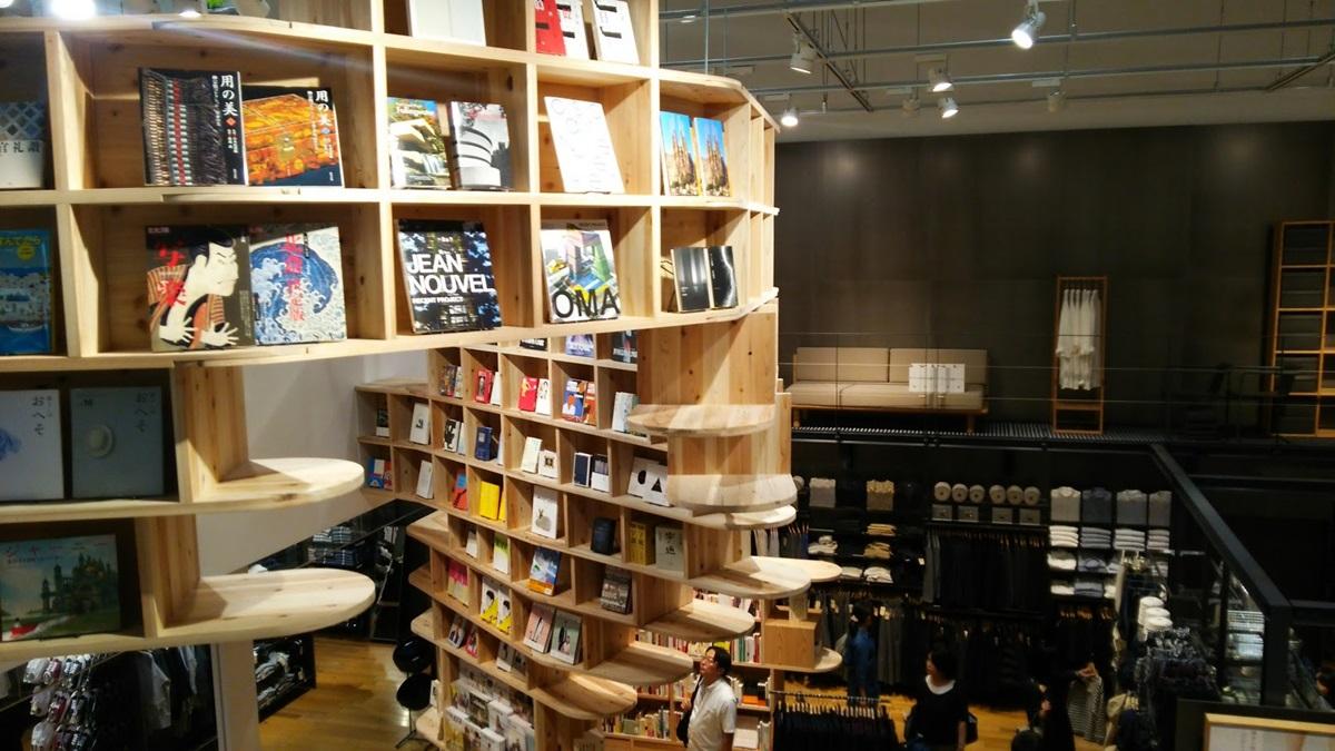無印良品有楽町店 MUJI_BOOKS_Yurakucho (6)