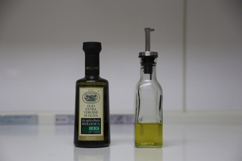 オイル/ヴィネガーボトル Sサイズ 8043 150ml【オイル差し ステンレスノズル付】 Oil_Vinegar_bottle (1)