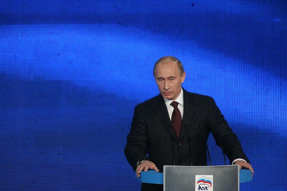 Putin ロシア プーチン大統領