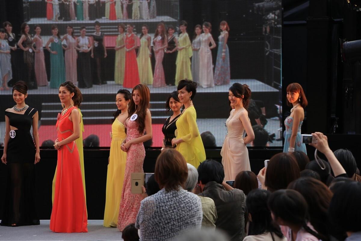 2015年9月26日 第6回 国民的美魔女コンテスト 会場:東京タワー ドレス審査 bimajyo_20150926 (20)