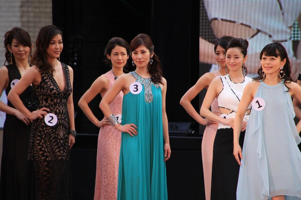 2015年9月26日 第6回 国民的美魔女コンテスト 会場:東京タワー ドレス審査 bimajyo_20150926 (21)