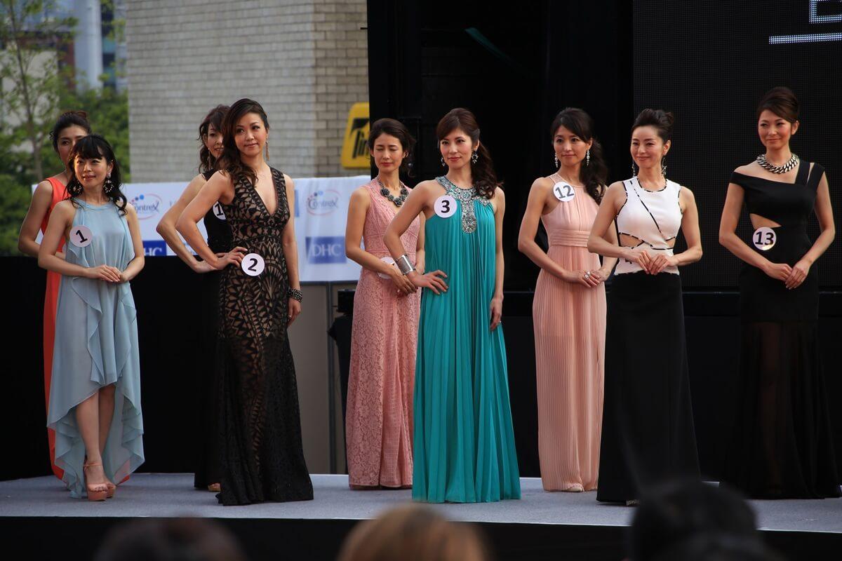 2015年9月26日 第6回 国民的美魔女コンテスト 会場:東京タワー ドレス審査 bimajyo_20150926 (31)