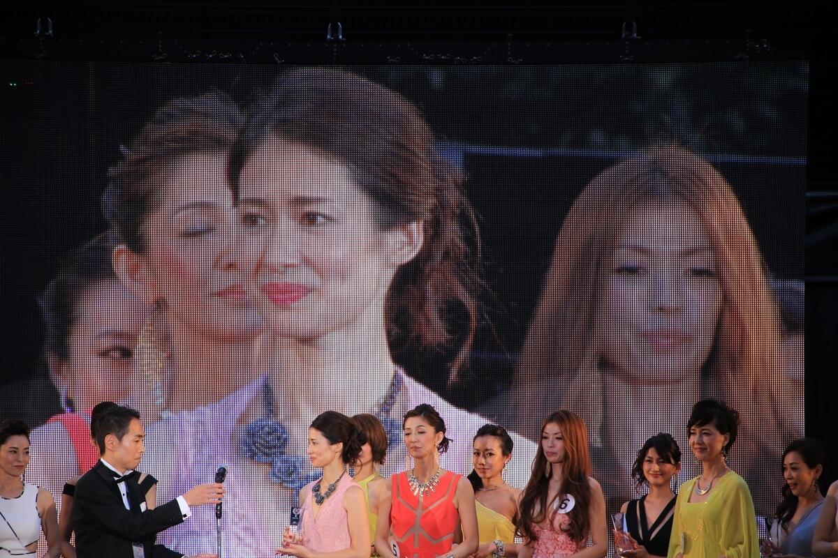 2015年9月26日 第6回 国民的美魔女コンテスト 会場:東京タワー ドレス審査 bimajyo_20150926 (34)